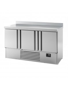 Gastro Counter Fridge (GN 1/1) - with 3 doors